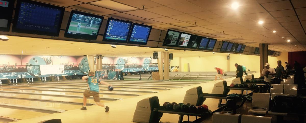 Join one of our Bowling Leagues at The Lanes on 20, located in Mt. Pleasant Wisconsin